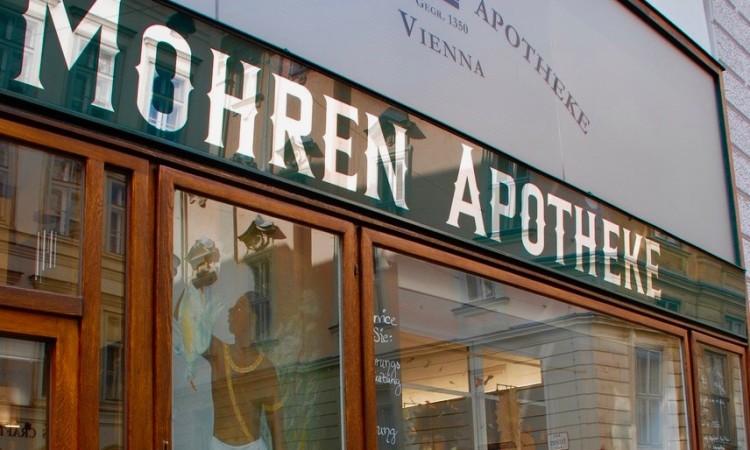 Mohrenapotheke in Wien