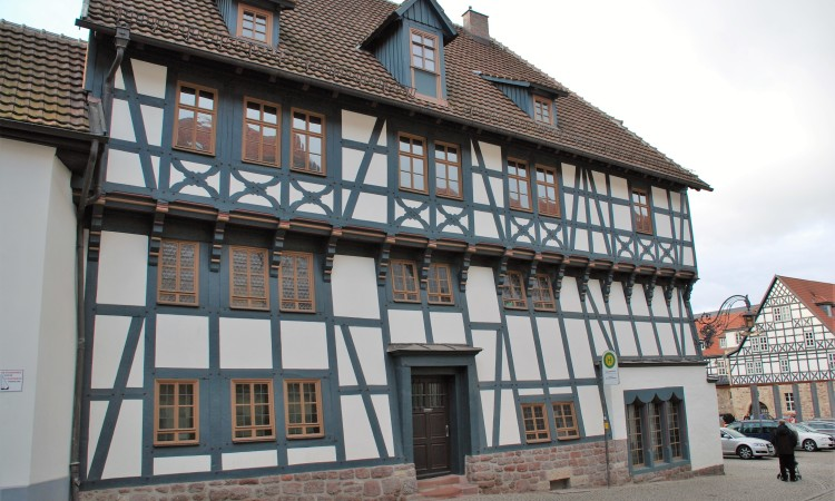 Das Luther-Haus in Eisenach