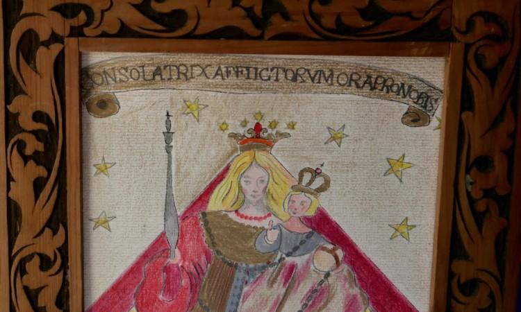 Consolatrix Afflictorum Ora Pro Nobis