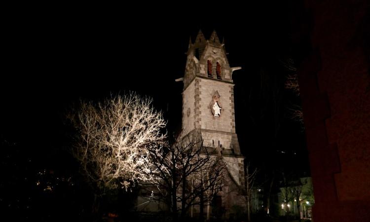 Evangelische Christus-Kirche in Meran am Passerufer - Bild G.J. Dekas (c) 2019