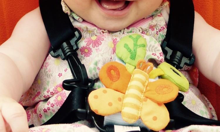 Fasten ur seatbelt Baby!