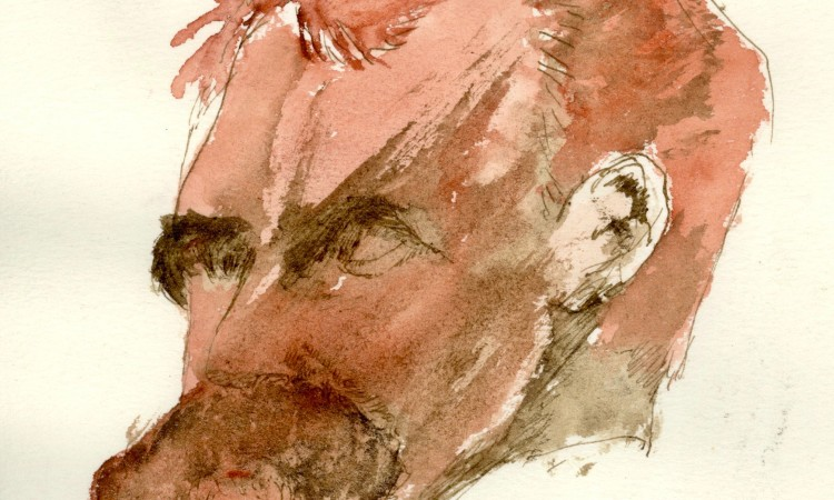 F. Nietzsche gesehen von Georg Dekas 1979